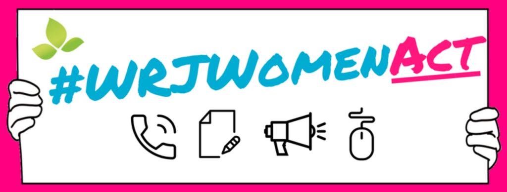 WRJ Women Act August Webinar: Campus Sexual Assault